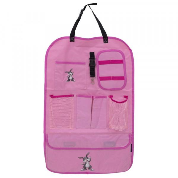 Rücksitzorganiser pink