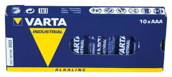 Varta Industrial AAA
