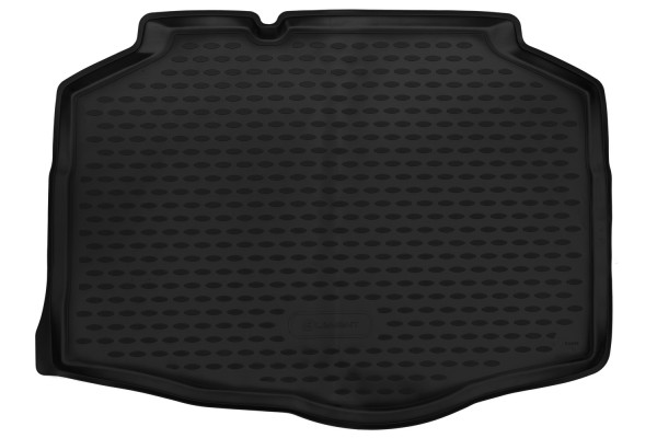 Schalenmatte 1-tlg. passend für Seat Ibiza ab 06/2017 bis jetzt 5-türer Ladeboden unten ohne Variob