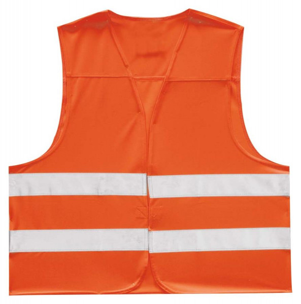 Sicherheitsweste orange