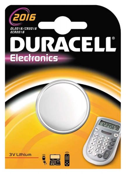 Duracell Lithium 2016 1er Blister
