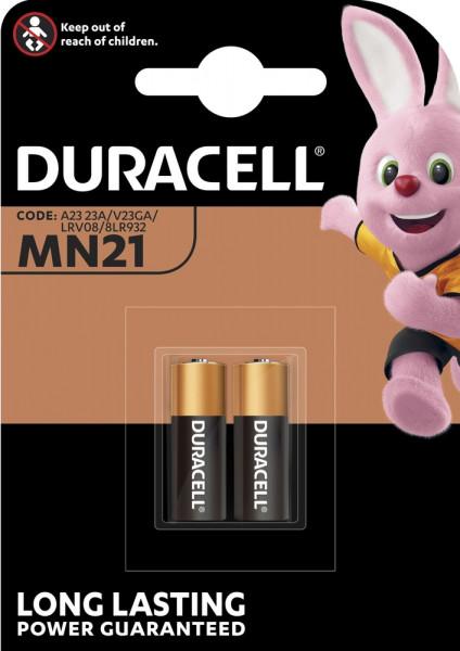 Duracell Lithium MN21 BG2 2er Blister