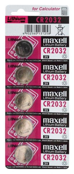 Maxell Lithium 2032 5er Blister