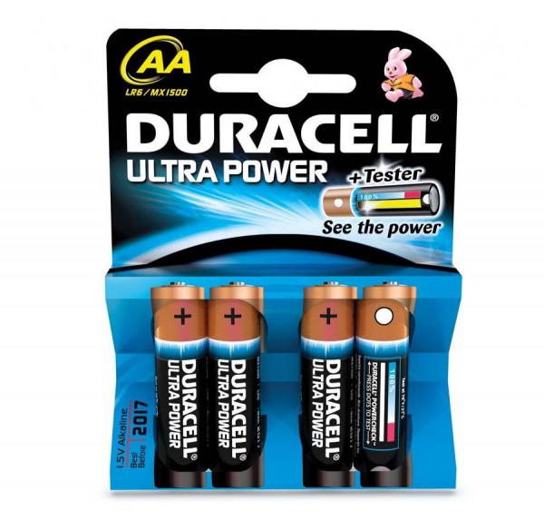 Duracell Ultra Power AA