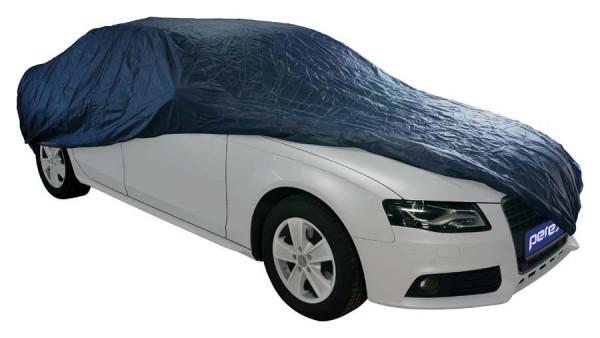 Auto Schutzgarage Nylon Vollgarage Größe L blau
