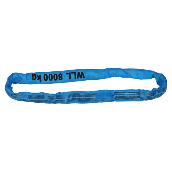 8000 kg blau