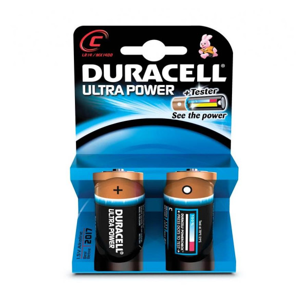Duracell Ultra Power C