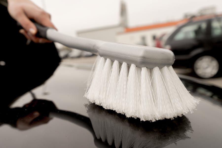 Waschbürste ca. 43 cm bürsten ohne teleskop autopflege