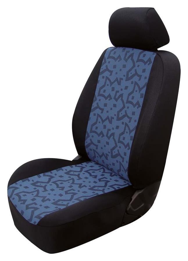 Sitzbezug First Class Bern blau Komplettgarnitur