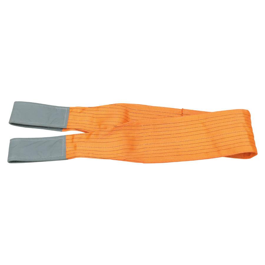 Hebeband WLL 10.000 kg, Länge 5 m, Breite 300 mm, orange