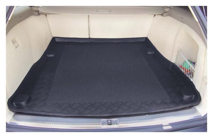 Kofferraum-Schalenmatte Universal Grösse 1 (50 x 90 cm) schwarz
