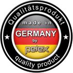 Qualitätsprodukt aus eigener Produktion - made in Germany
