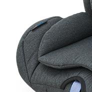 komfortables Sitzkissen für Kleinkinder, Kindersitz, Modell King