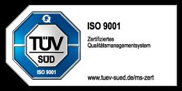 Die Zertifizierungsstelle der TÜV SÜD Management Service GmbH bescheinigt, dass das Unternehmen PETEX Autoausstattungs-GmbH ein Qualitätsmanagementsystem gemäß ISO 9001 eingeführt hat und anwendet.