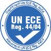 Siegel UN ECE Reg. 44/04